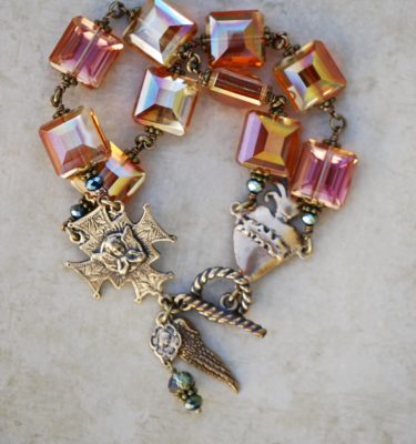 Bracelet of the Holy Angels - BCCUBE1A:$146