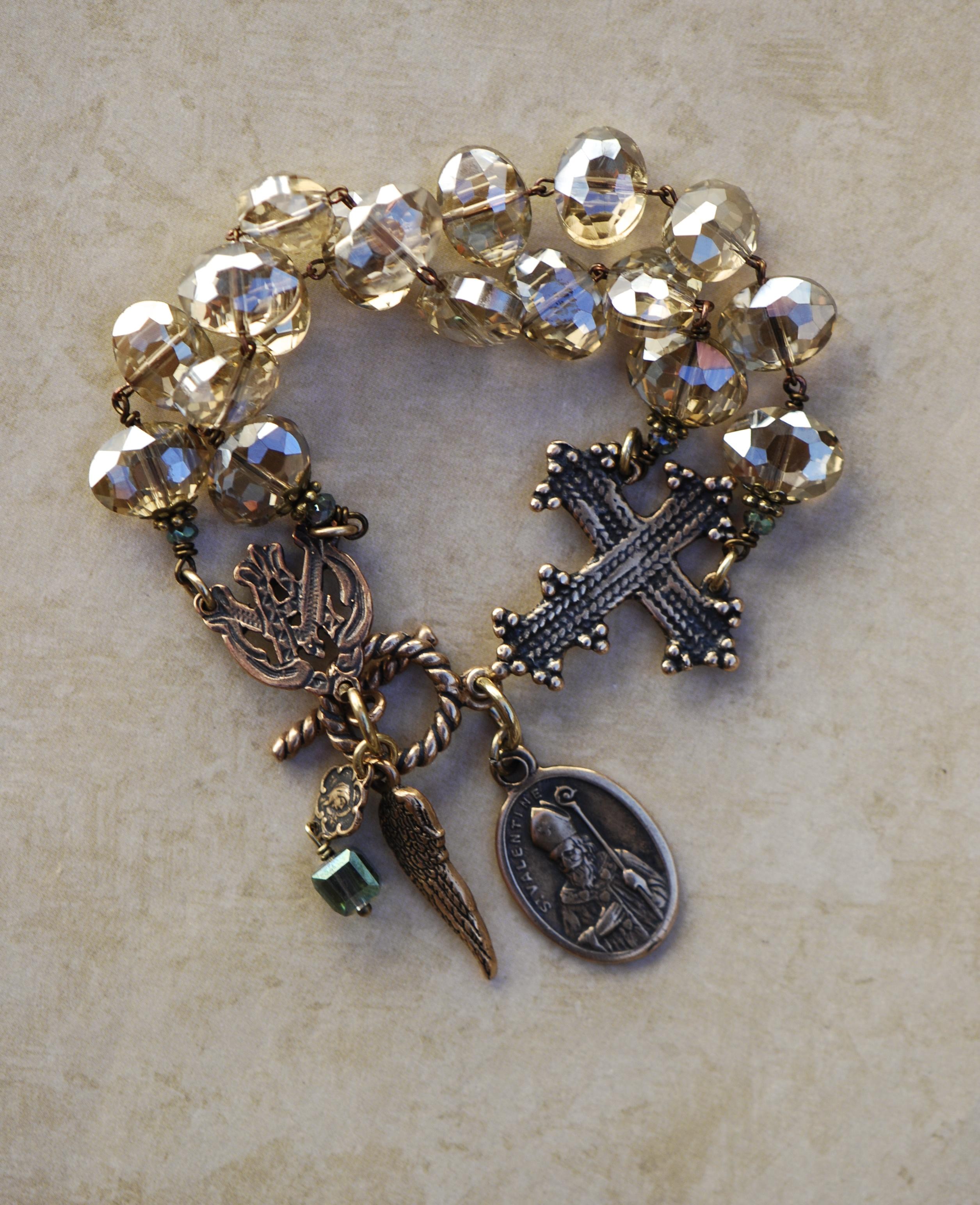 Bracelet of St. Valentine