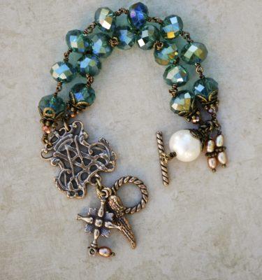 Bracelet of Avé Maria