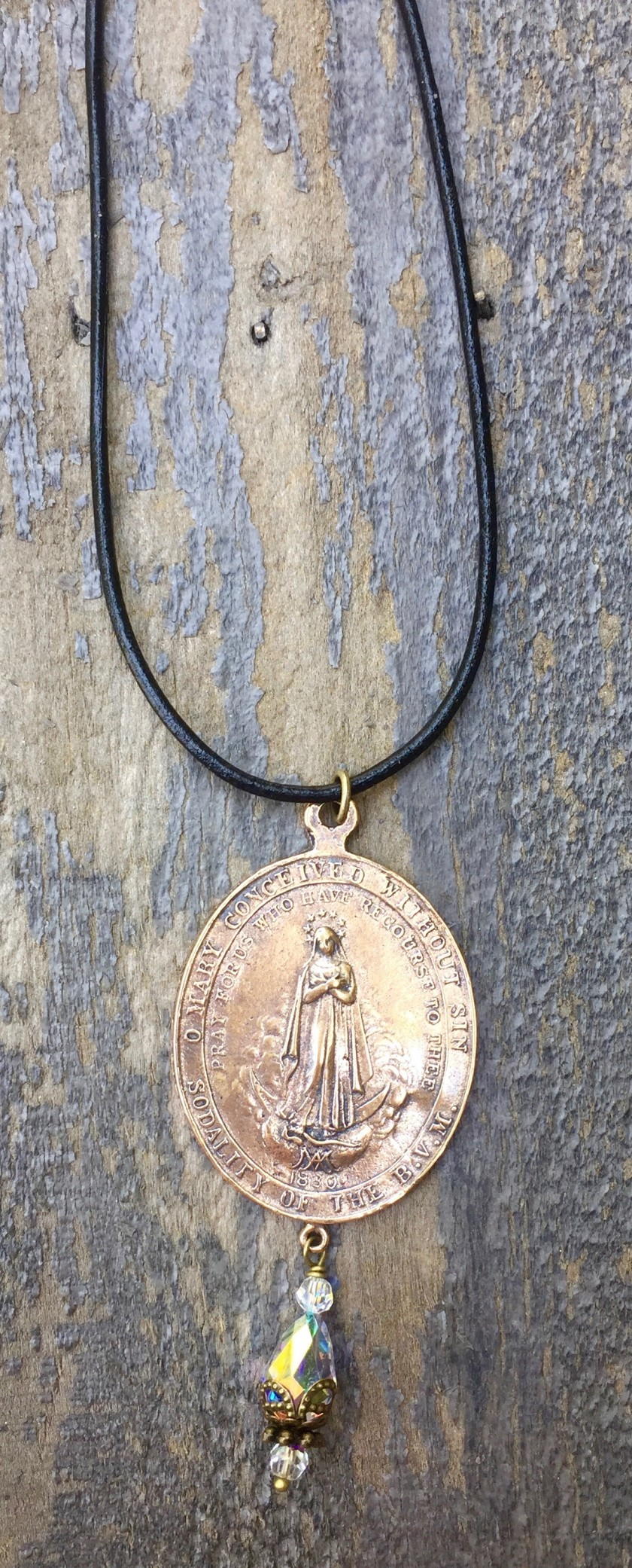 Necklace Of The Immaculate Conception