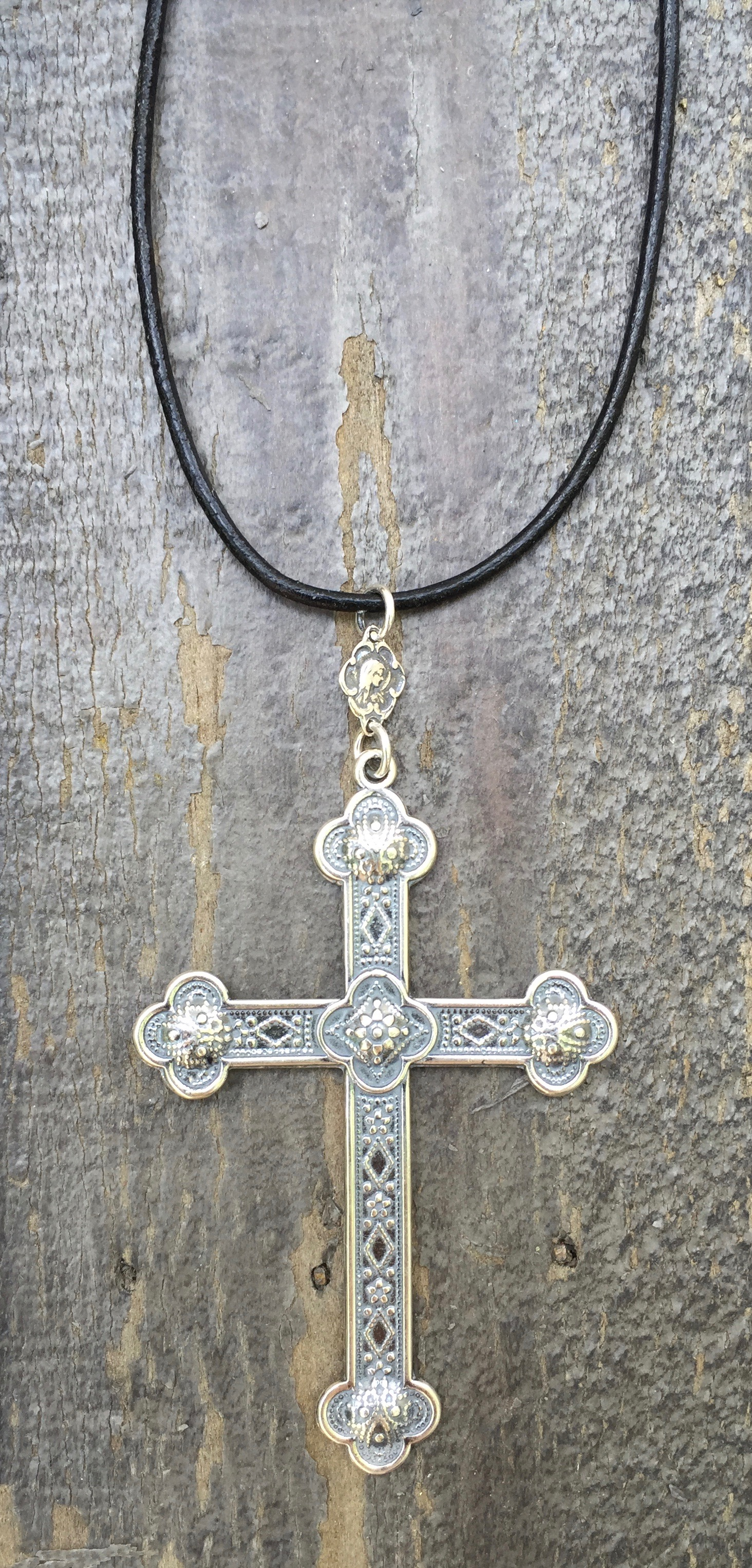 Necklace Of Redemption – Filigree Cross