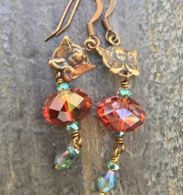 EARRINGS OF DIVINE PRAYER