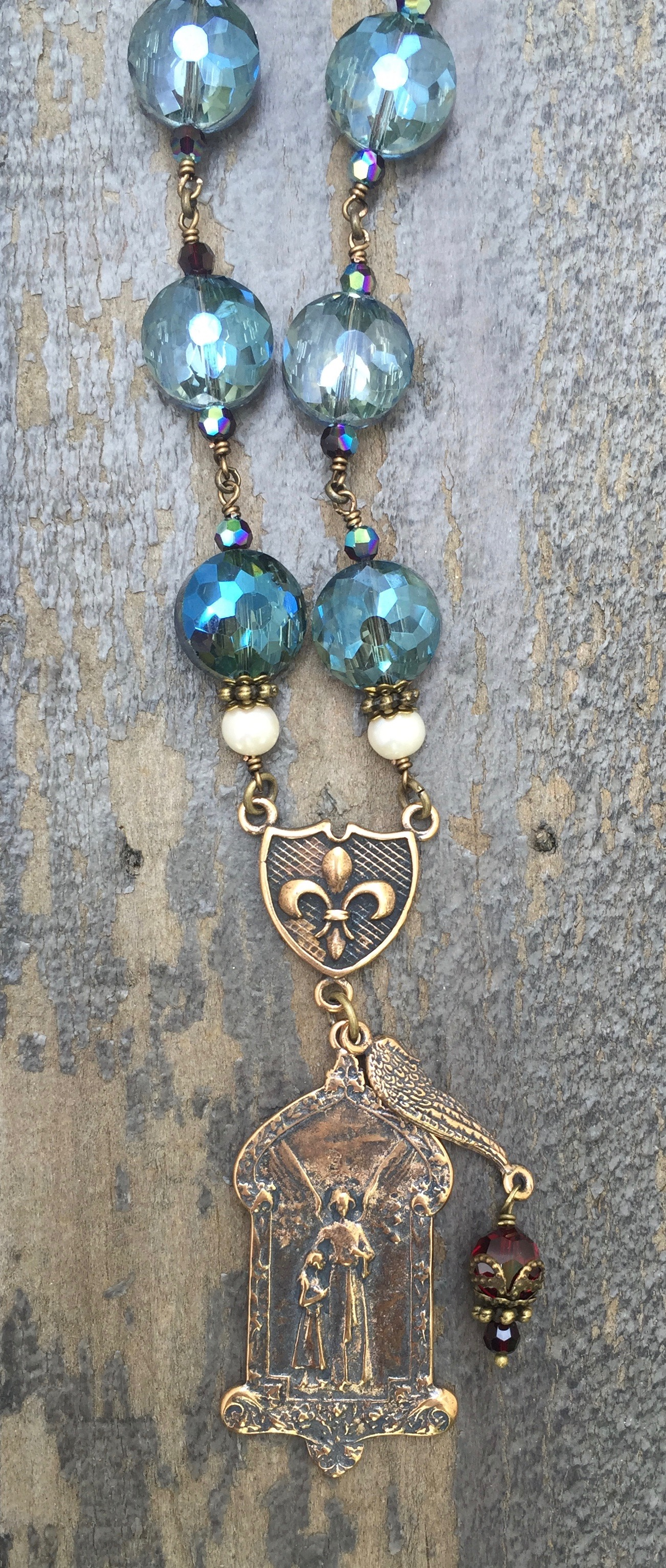 Necklace Of Guardian Angels Seraphym Designs
