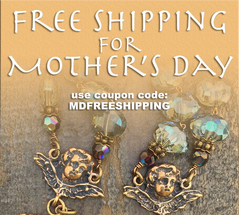 Mother's Day Free Shipping. Use MDFREESHIPPING