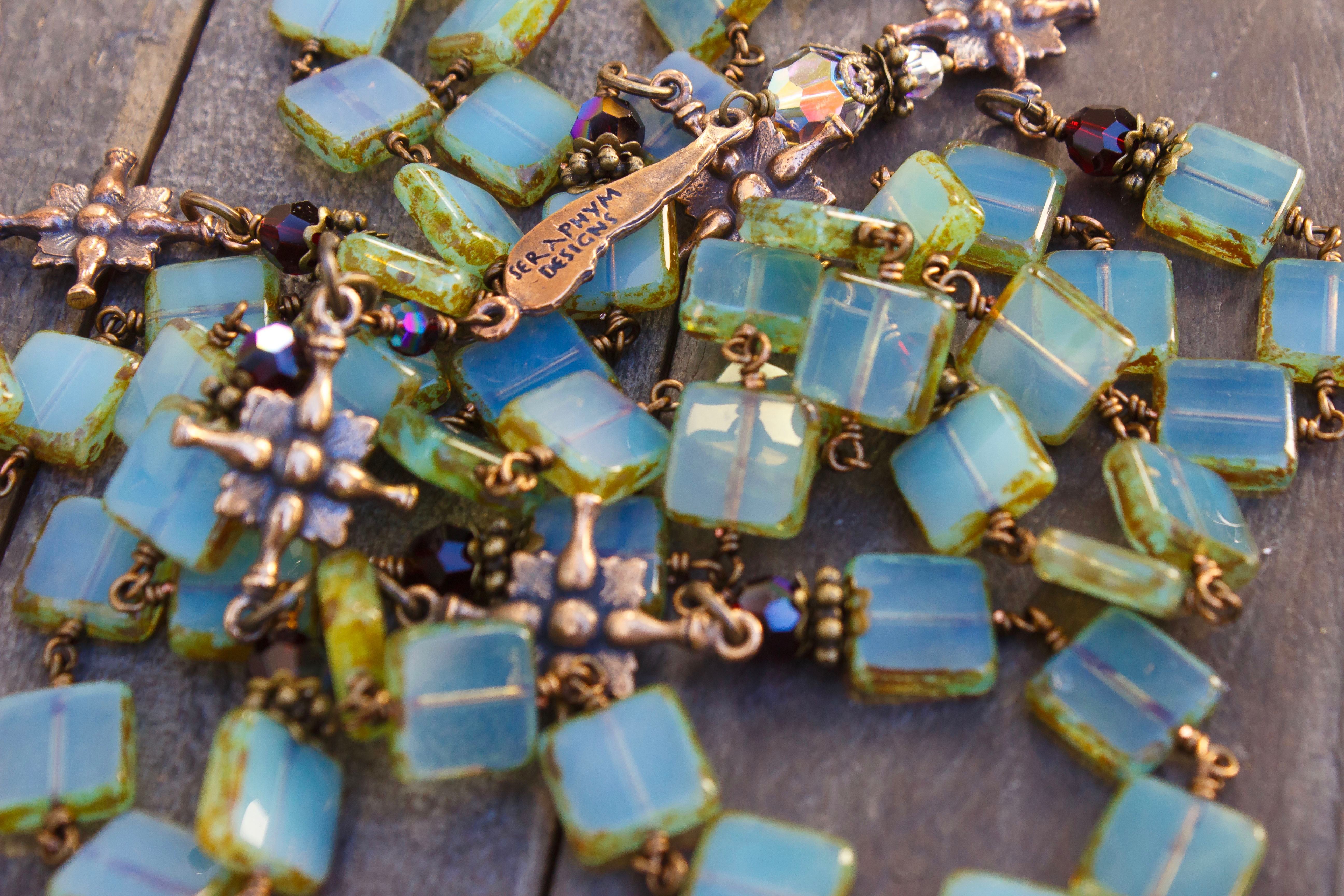 Czech Glass Necklaces